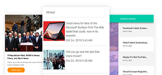 Feedwind Widget Examples image