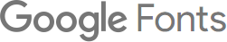 google-fonts-rss