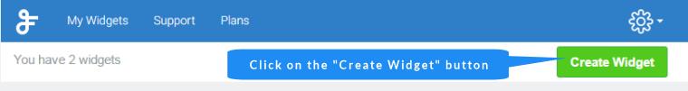 create google calendar RSS widget