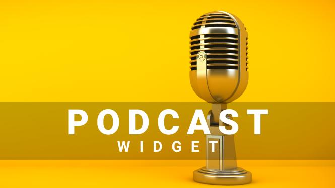 feedwind podcast widget